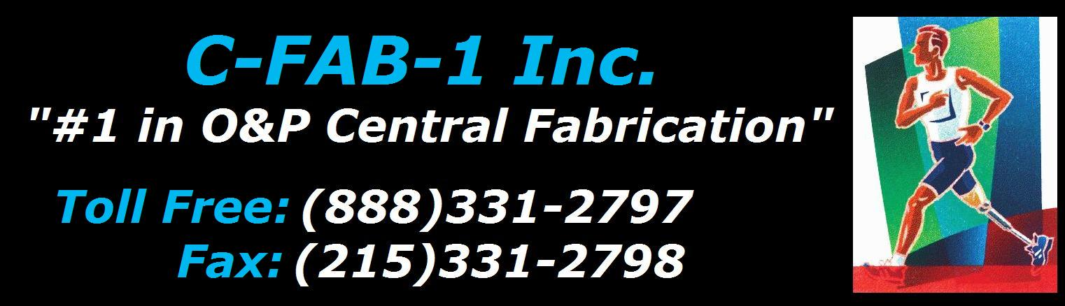 C-FAB-1 Inc. - #1 in O&P Central Fabrication